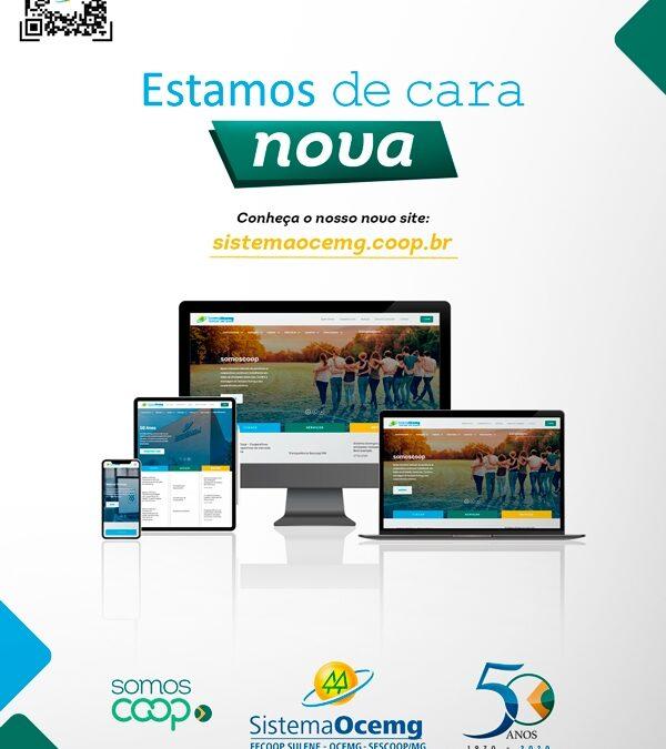Ocemg lança novo portal para facilitar comunicação com o público