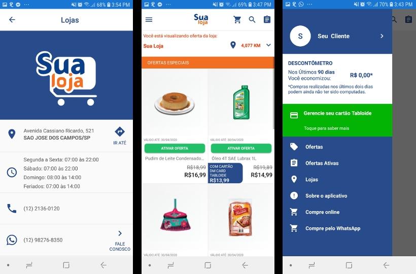 Supermercados adotam aplicativos de ofertas para impactar consumidores durante a quarentena
