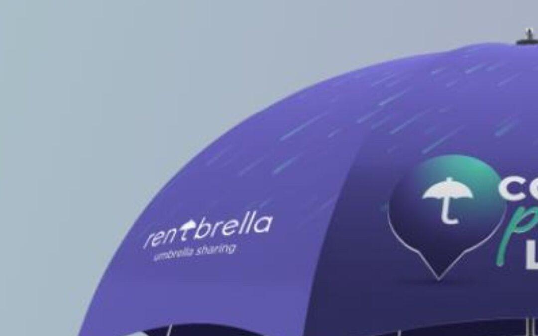 Startups se unem para transformar guarda-chuvas em máscaras e doá-las a ONGs