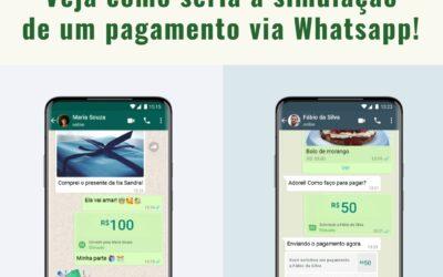 Banco Central suspende pagamento via Whatsapp