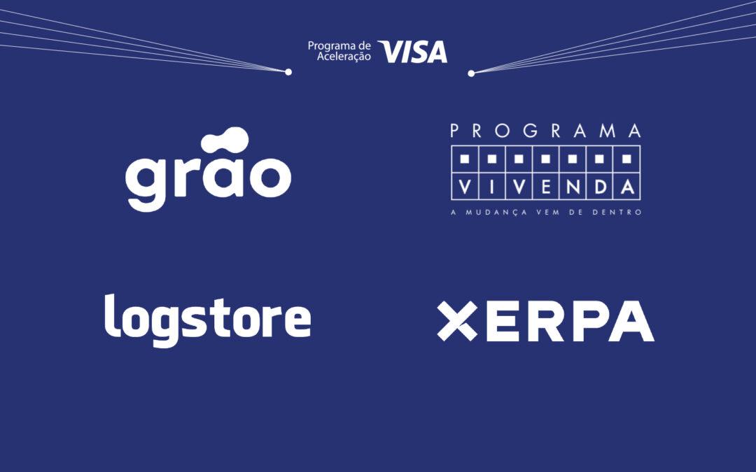 Conheça as startups selecionadas para a edição 2020 do Programa de Aceleração Visa