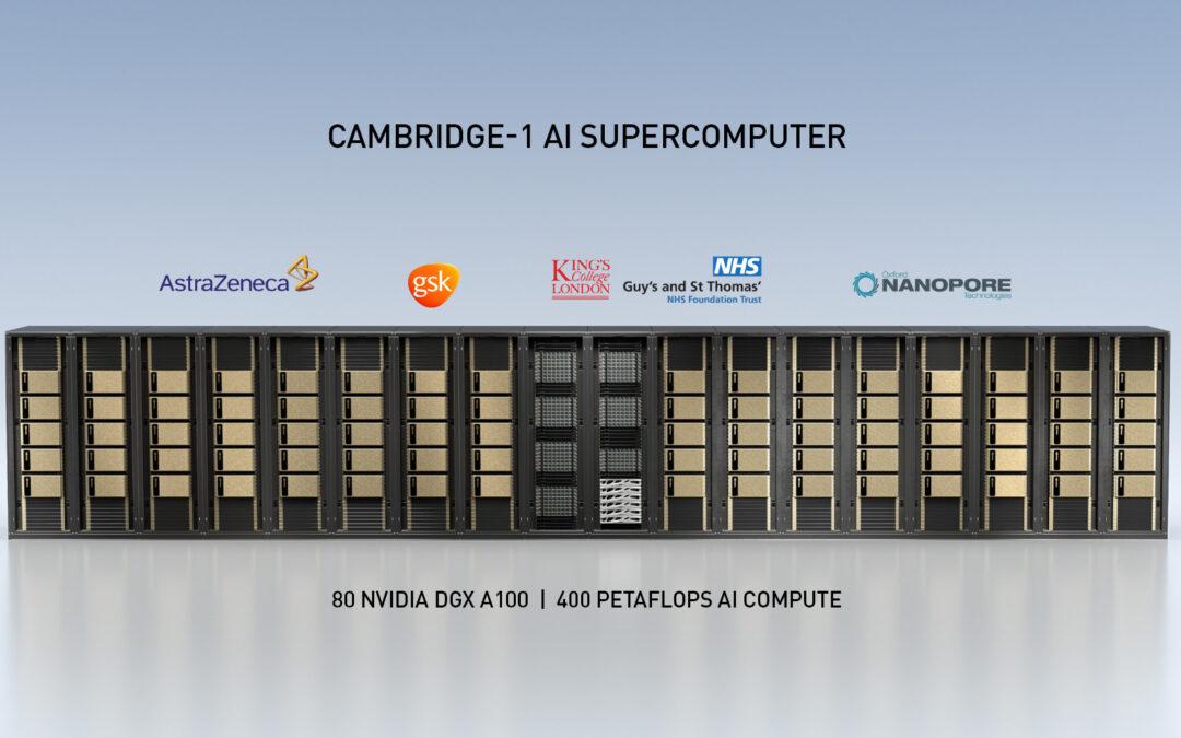 NVIDIA Enterprise cria supercomputador mais potente do Reino Unido, dedicado a pesquisa na área da saúde com IA