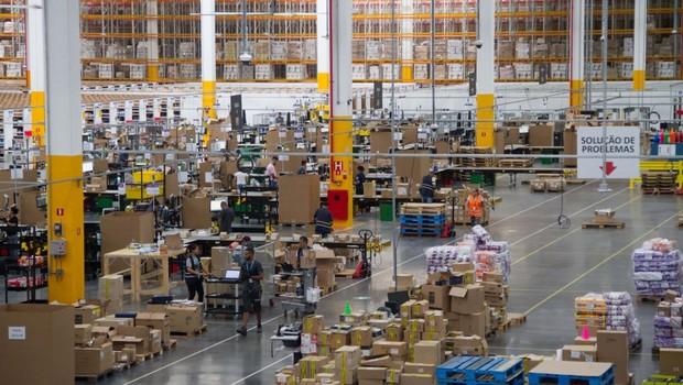 Amazon anuncia centro de distribuição em Betim