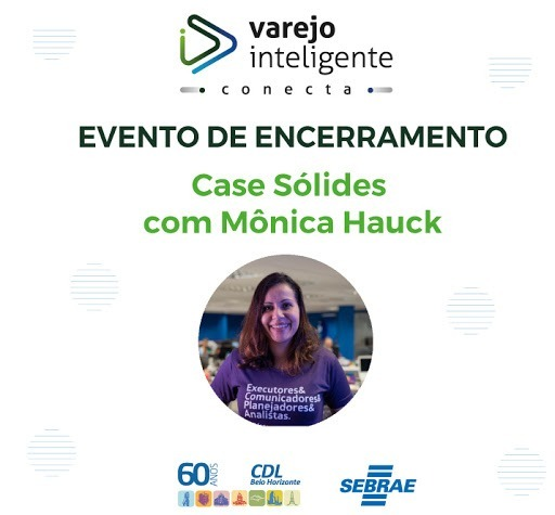 Programa Varejo Inteligente Conecta encerra edição 2020 com palestra de especialista em inovação e empreendedorismo