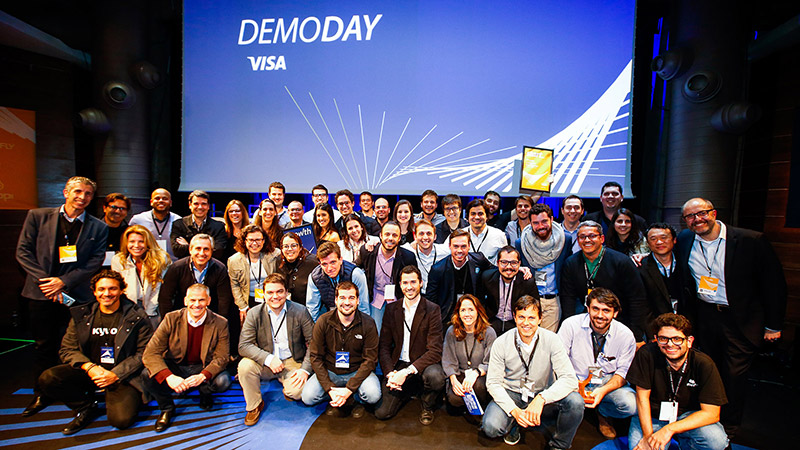 Startup de TI dominam Programa de Aceleração Visa
