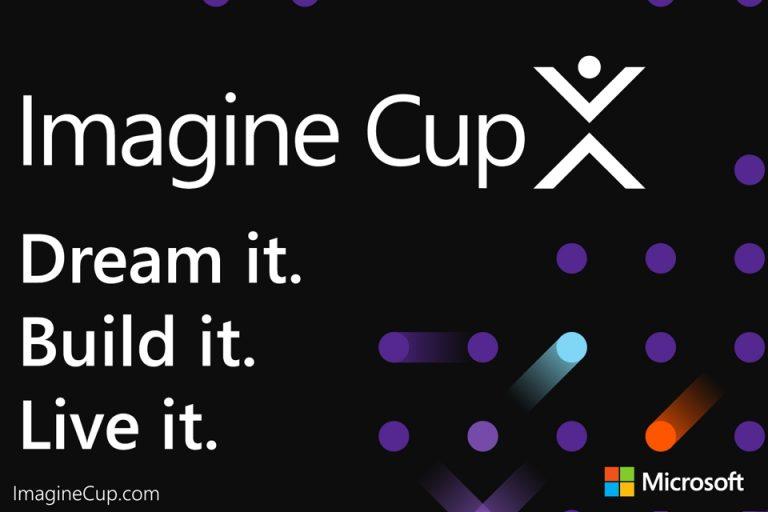 Microsoft abre inscrições para a Imagine Cup 2021, maior competição de soluções tecnológicas do mundo
