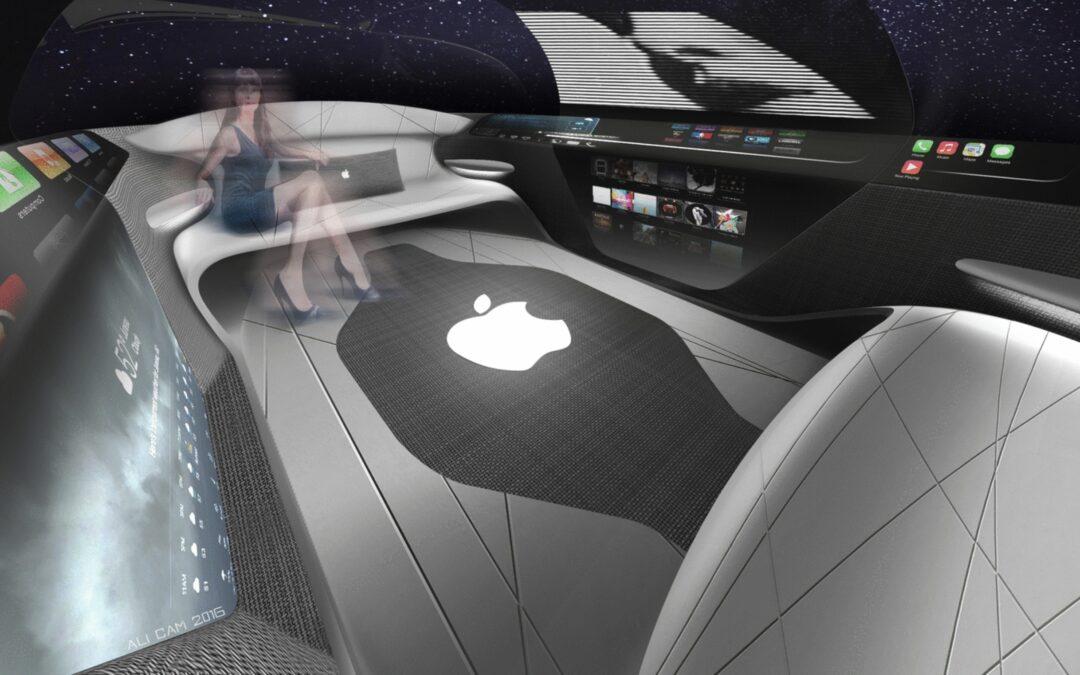 O carro da Apple vem aí