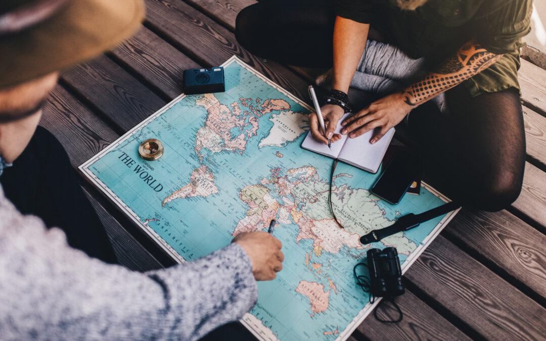 Plataforma de ativos digitais busca a recuperação do turismo mundial