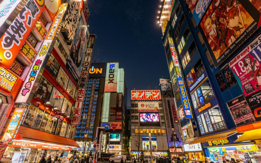 Turismo geek no Japão: lugares imperdíveis para os fãs de games, animes e mangás