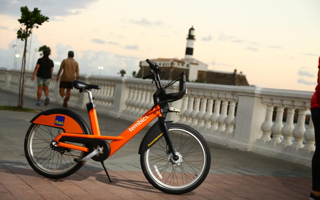 Tembici cria Programa de Aceleração e anuncia compromisso de implementar pelo menos 10 mil bicicletas no sistema até o fim de 2022