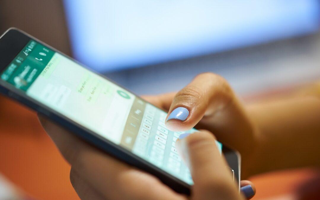Uso do WhatsApp corporativo cresce 118% na pandemia