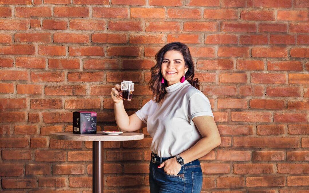 Lançado por startup, café funcional em sachê mantém sabor dos grãos e potencializa ação de nutrientes